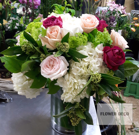 Rose Garden Arrangement