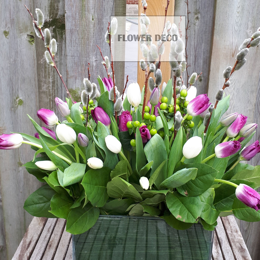 Tulip Party Arrangement