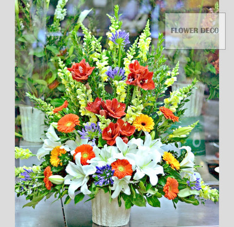 Assorted Bright Arrangement