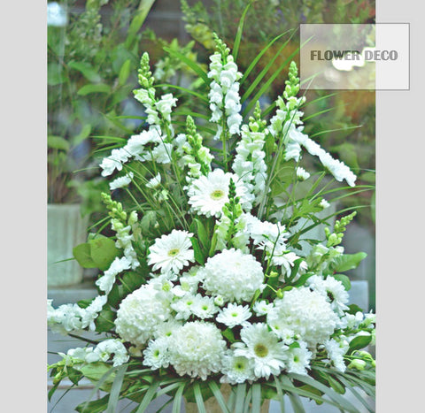 Assorted White Arrangement