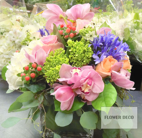 Cymbi Party Arrangement