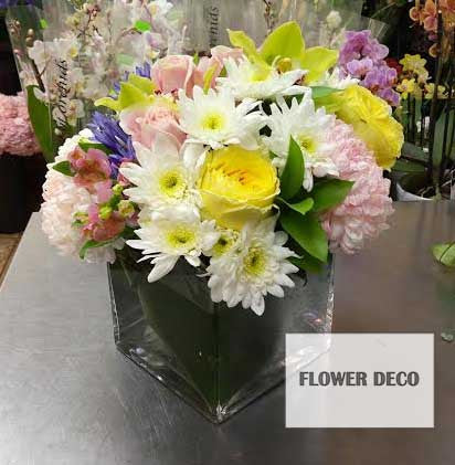 Flower Deco Favorite Arrangement