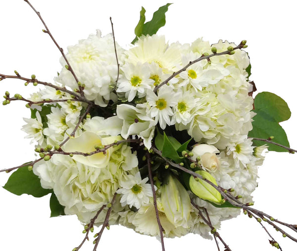 Famous White Bouquet