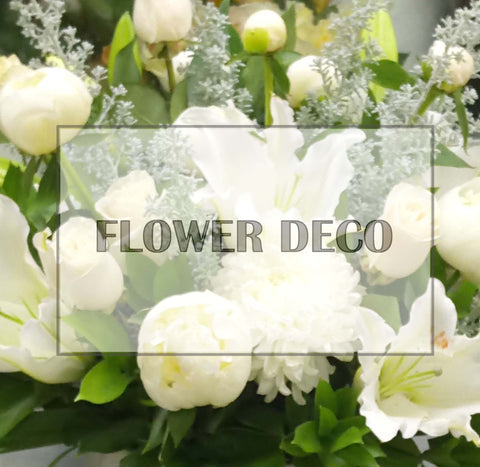 Flower Deco Weekly Delivery Package - For 1year