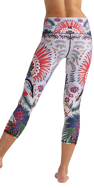 Desert Warrior Leggings (Crops)