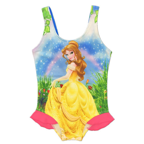 Swimwear One Piece for Girls - 2 Styles