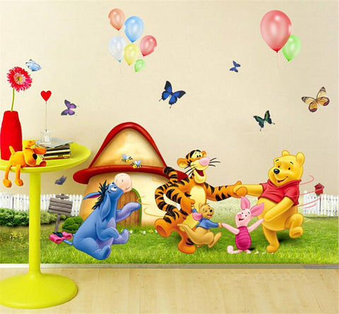 Wall Stickers Cartoon for Kids Room