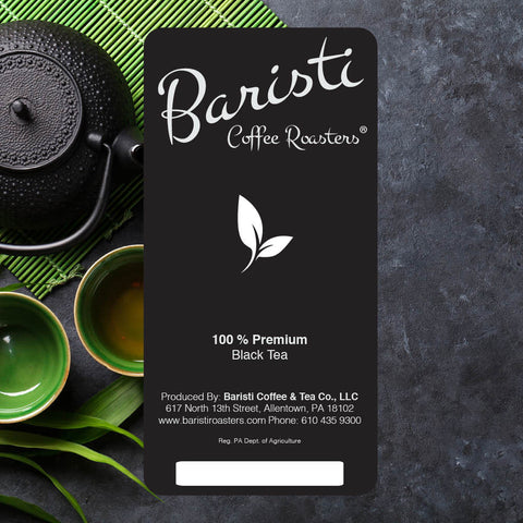Baristi 100% Premium Black Tea