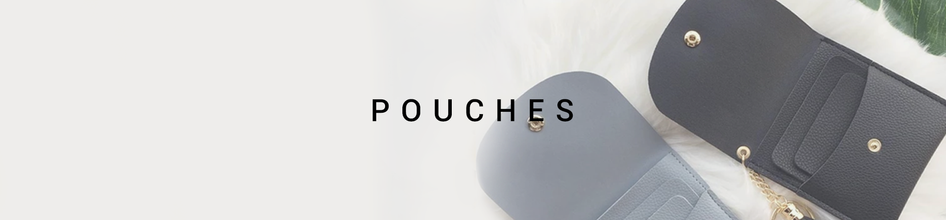 - Women - Pouches -