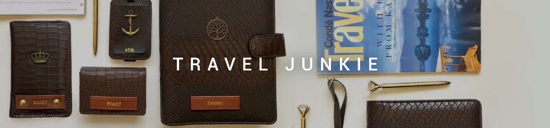 - Gifts For Travel Junkie -