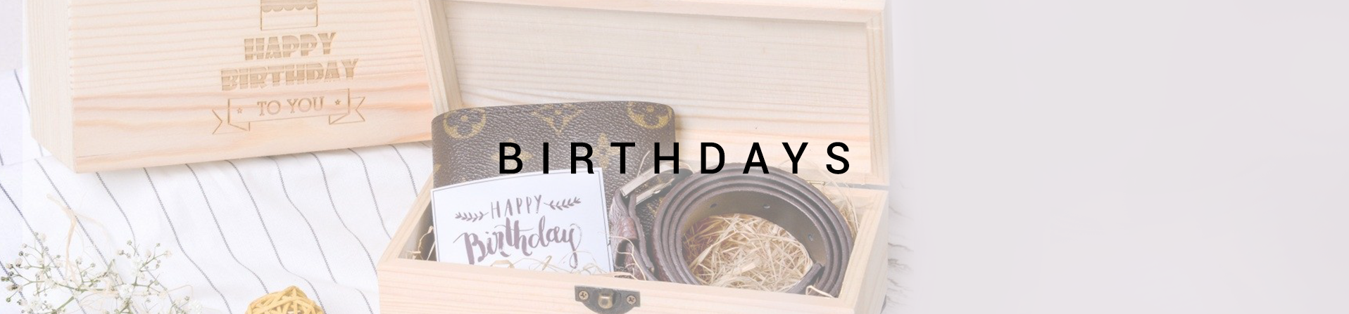 - Gifts For Birthdays -