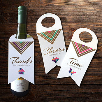 Bottle Tags - good time-STATIONERY-PropShop24.com