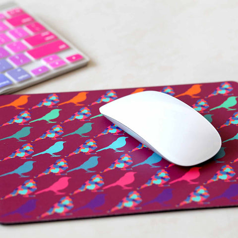 Mousepads - rad sparrow-Stationery-PropShop24.com
