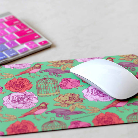 Mousepads - spring bloom-Stationery-PropShop24.com
