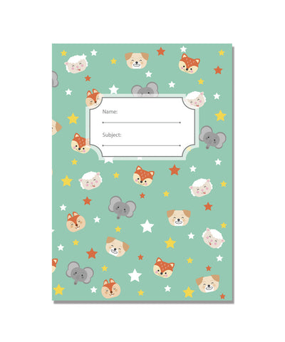 Notebook - Cute animals
