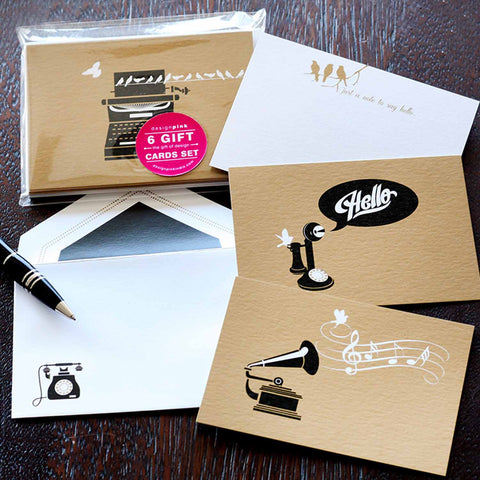Gift Cards - music-Stationery-PropShop24.com