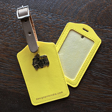 Luggage Tags - yellow-Fashion-PropShop24.com