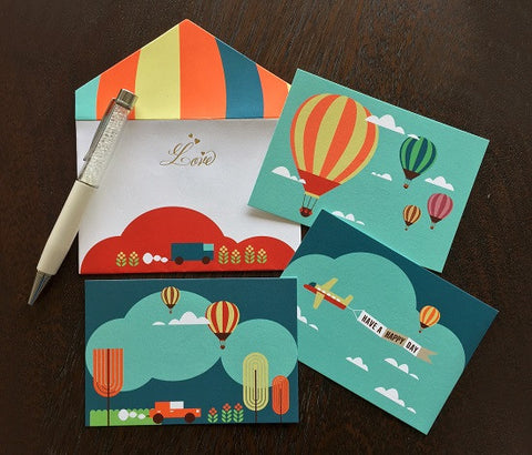 Gift Cards - balloons-Stationery-PropShop24.com