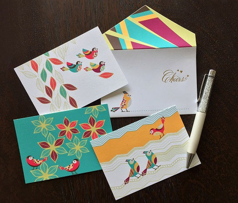 Gift Cards - sparrow-Stationery-PropShop24.com