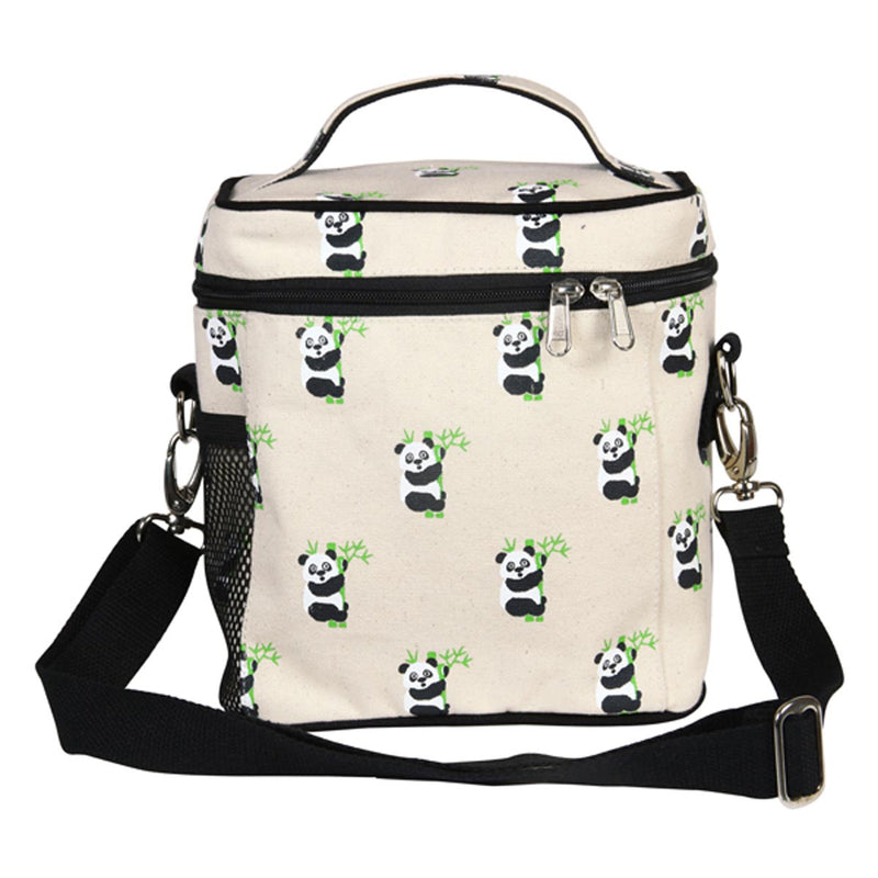 Lunch Bag- Panda (Cream)-DINING + KITCHEN-PropShop24.com