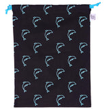Drawstring Bag-Dolphins (Pack Of 4)-FASHION-PropShop24.com