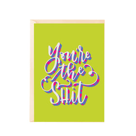 Greeting Card - You'Re The Shit-Stationery-PropShop24.com