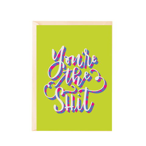 Greeting Card - You're the shit-PropShop24.com
