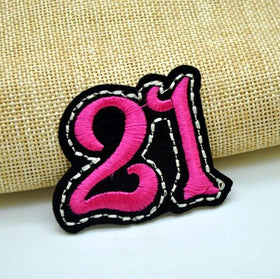 Iron On Patch - 21-FASHION-PropShop24.com