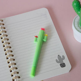 Cactus Pen - Light Green-STATIONERY-PropShop24.com