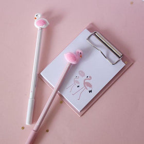 Flamingo Pens - Set of 2-STATIONERY-PropShop24.com