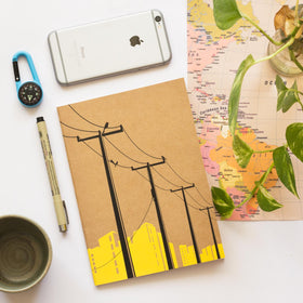 Notebook - Launch Series - Bird-STATIONERY-PropShop24.com