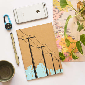 Notebook - Launch Series - Travel-STATIONERY-PropShop24.com