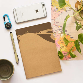 Notebook - Launch Series - Desert-STATIONERY-PropShop24.com