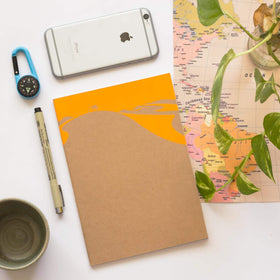 Notebook - Launch Series - Camel-STATIONERY-PropShop24.com