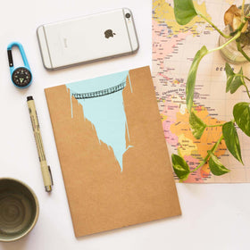 Notebook - Launch Series - Bridge-STATIONERY-PropShop24.com