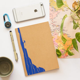 Notebook - Launch Series - Climbing-STATIONERY-PropShop24.com
