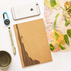 Notebook - Launch Series - Adventure-STATIONERY-PropShop24.com