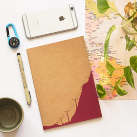 Notebook - Launch Series - Travel book-STATIONERY-PropShop24.com