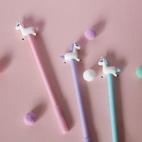 Unicorn Pens - Set of 3-STATIONERY-PropShop24.com
