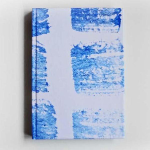Diary - Brush Strokes Diary/Small-Stationery-PropShop24.com