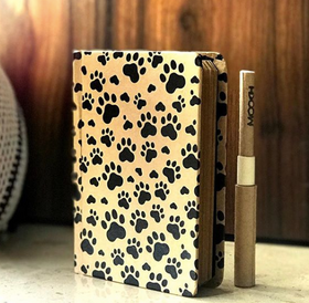Vintage Notebook - Pawfect-STATIONERY-PropShop24.com