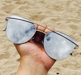 Sunglasses - Jade - Silver-Fashion-PropShop24.com