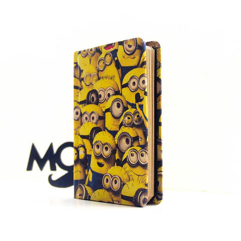 Vintage Notebook - Minion-Stationery-PropShop24.com