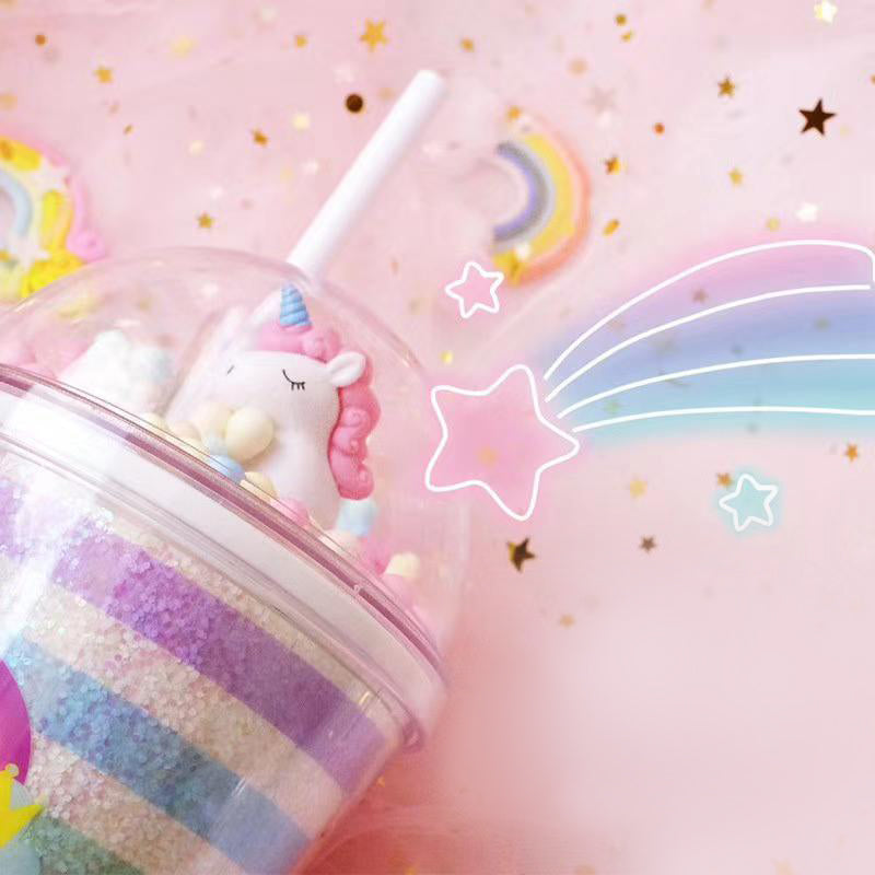 Unicorn Sipper With Straw-DINING + KITCHEN-PropShop24.com