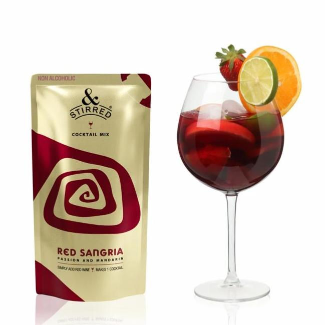 Cocktail Mix - Sangria - Pack of 8-TEA + COFFEE + BEVERAGES-PropShop24.com
