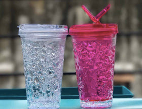 Travel Sipper - Frosted Pink-HOME-PropShop24.com