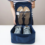 2 in 1 Shoes and Slipper Bag - Assorted-HOME-PropShop24.com