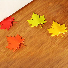 Leaf Door Stopper Orange-Home-PropShop24.com