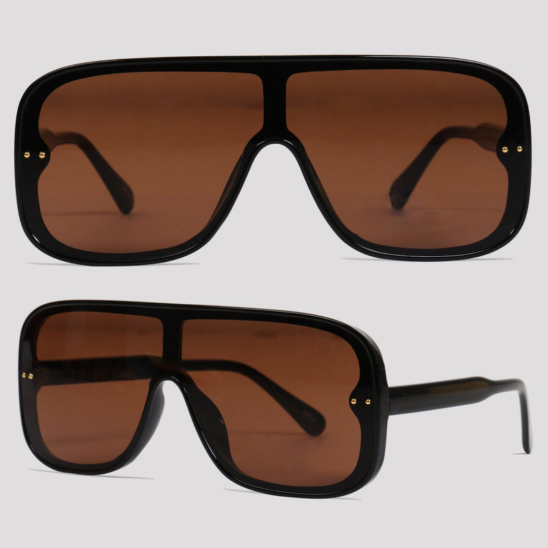 Boston - Brown - Far Left Sunglasses-MEN-PropShop24.com