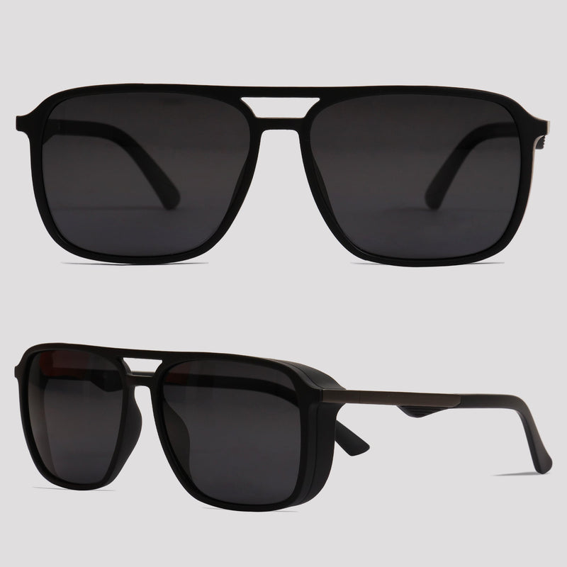 Nice - Black - Far Left Sunglasses-MEN-PropShop24.com
